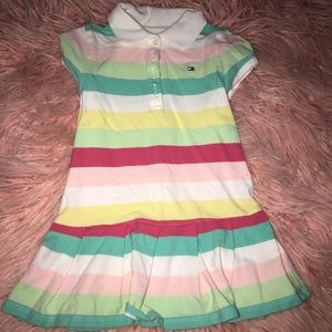 Tommy Hilfiger dress - 2T